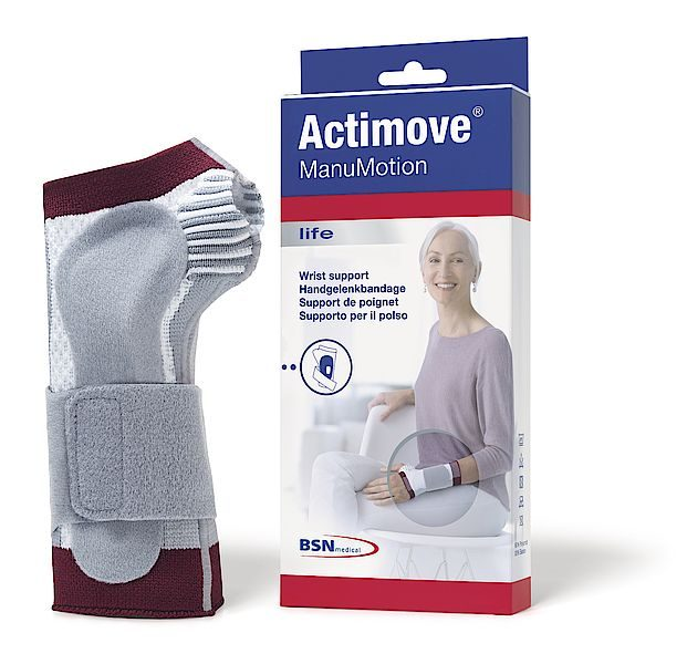 36e606c742 Órtese para Mãos e Punhos Actimove® ManuMotion - Ágape Compressiva